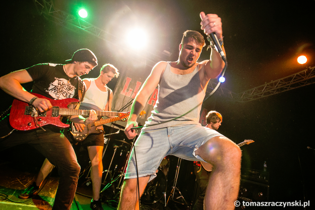 Jeleniogórska Liga Rocka 2015/16