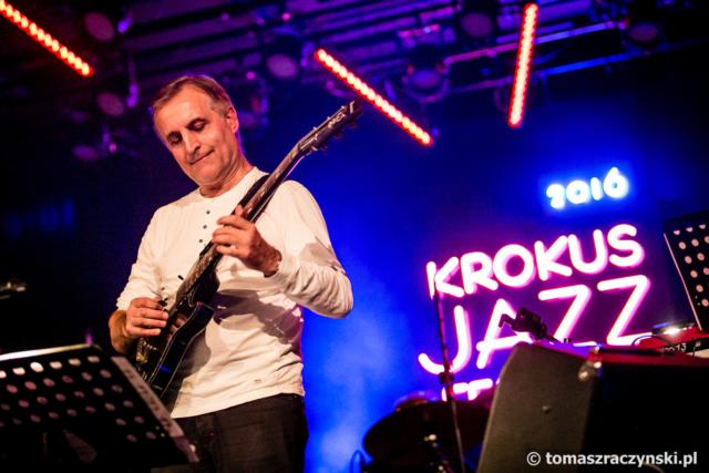 XV. Krokus Jazz Festiwal 2016